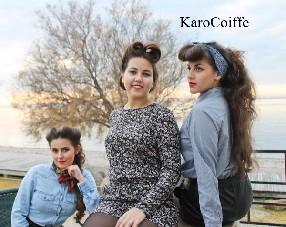 logo KaroCoiffe coiffeur à domicile